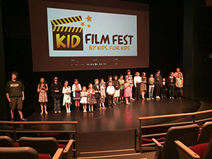 Annual Kid Film Festival